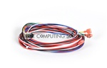 5m/16' Fused Female 6 Pin Power Harness for Black Box Mobile Cases