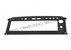 Replacement End Panel for Black Box Mobile Chassis