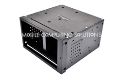 ByByte Black Box N Nano-ITX Car PC Case Double DIN Carputer Case Via NX15000G M3-ATX