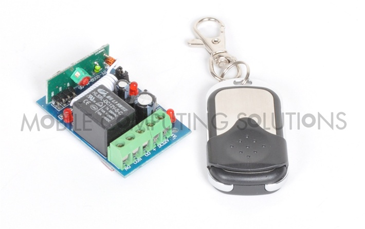 5012694f017 Single Channel Code Learning Wireless Remote Control Switch