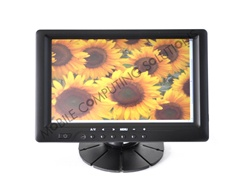 "Lilliput 669GL-70NP/C/T/5HB  7"" Touch Screen Monitor with HDMI, DVI, VGA, and RCA Inputs High brightness with 5 wire resistive touch panel and auto switching"