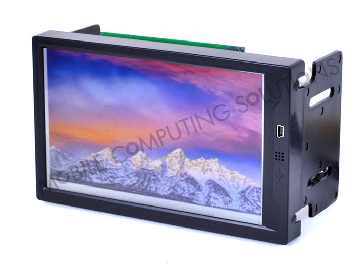 Double Din Lilliput 669gl 70np C T 7 Quot Touch Screen Monitor