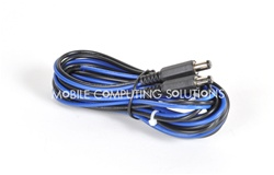 Monitor Power Cable for Lilliput and Xenarc Monitors